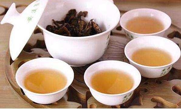 黑乌龙茶的最佳泡法