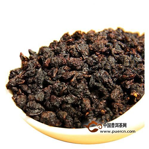 黑乌龙茶是什么茶?