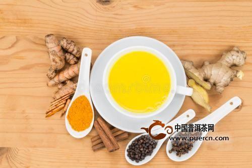 常喝姜黄茶可改善——痛经或因血液循环不良