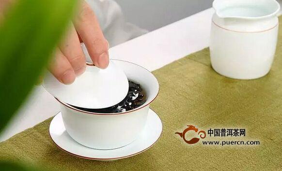 为什么想把茶喝好就得用盖碗?
