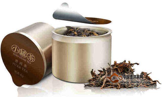 小罐茶普洱茶怎么样