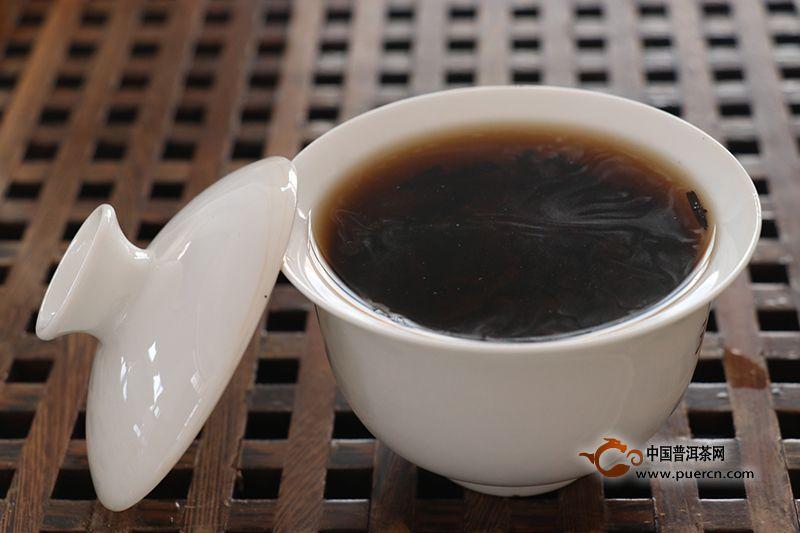 小罐茶普洱茶的功效