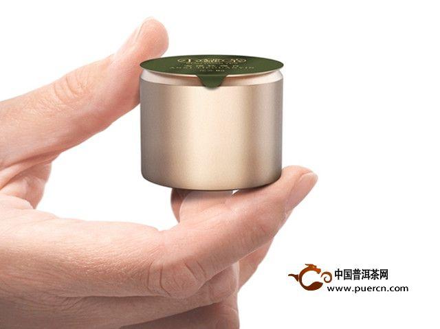 小罐茶铁观音冲泡方法