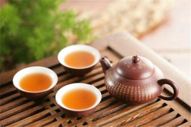 潮汕工夫茶冲泡茶艺