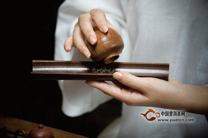 潮汕工夫茶21道标准冲泡技法