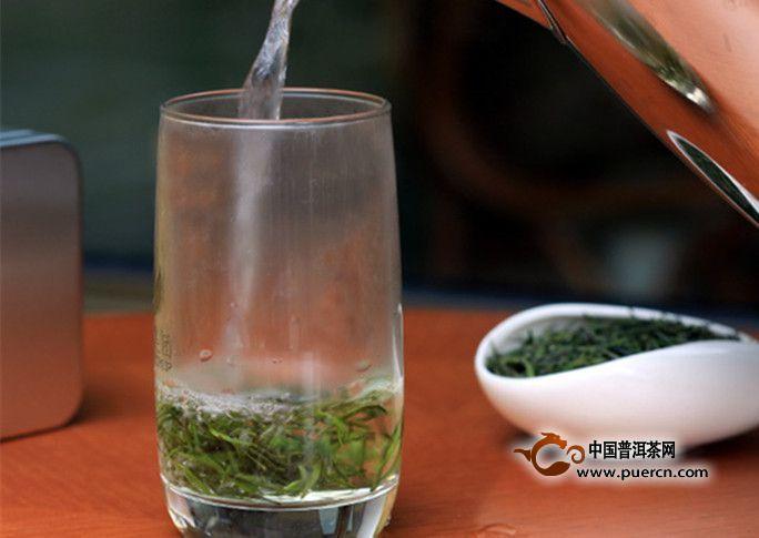 绿茶冲泡方法,冲泡绿茶有何技巧