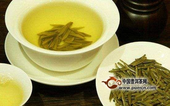 黄茶的保健功效,黄茶什么时候喝最好