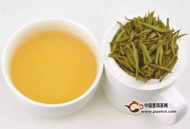 黄茶是什么茶?黄茶有哪些品种