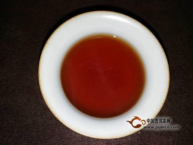 2018年润元昌大红柑一号试茶报告