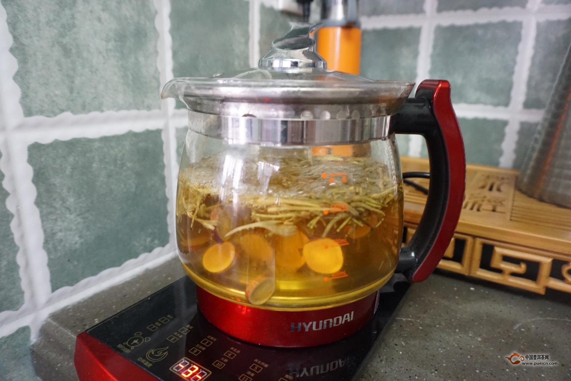常喝金银花甘草茶有哪些功效