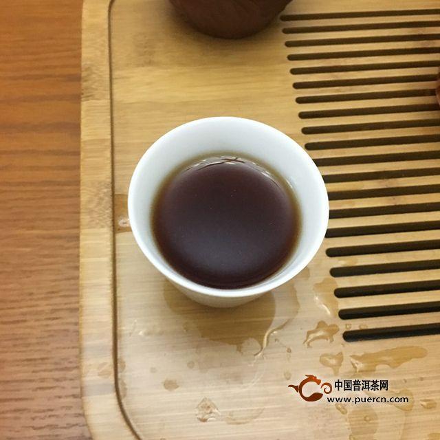 普洱中的流行偶像派-润元昌小青柑品鉴报告