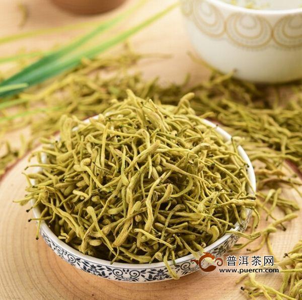 金银花茶的功效_金银花茶的功效与作用及副作用_金银花茶的功效与禁忌