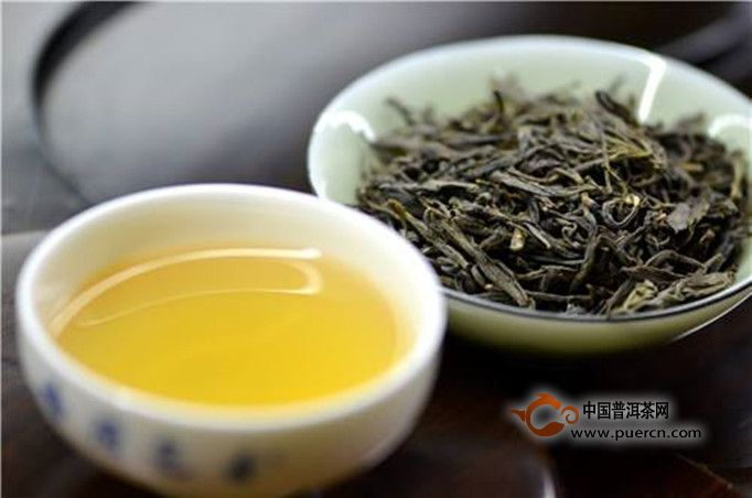 皖西黄大茶