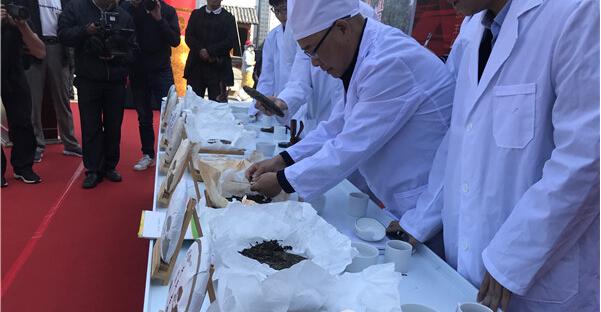春暖花开茶飘香——云南高黎贡山第四届茶文化节举办