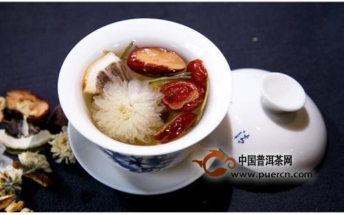 八宝菊花茶对眼睛的保健作用
