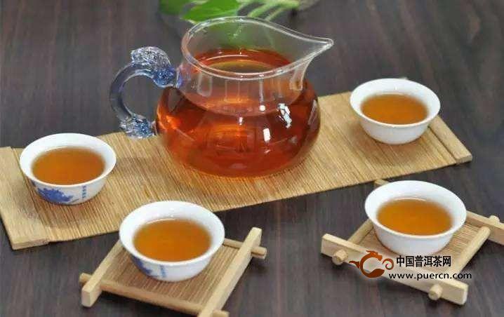 黑茶的冲泡技巧