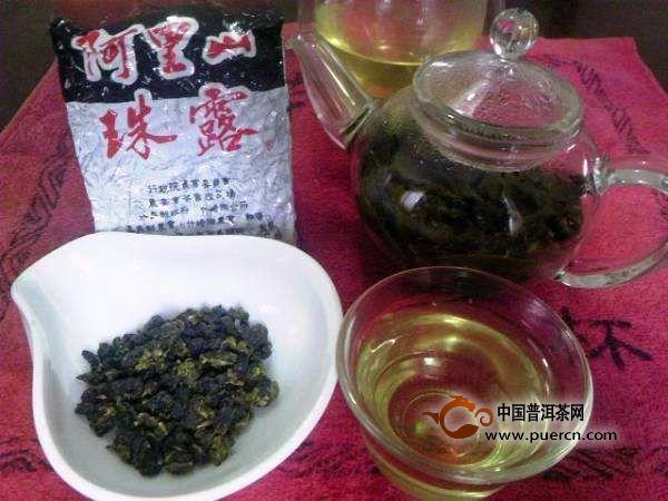 台湾乌龙茶