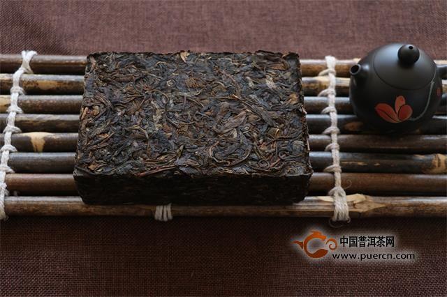 普洱茶砖茶