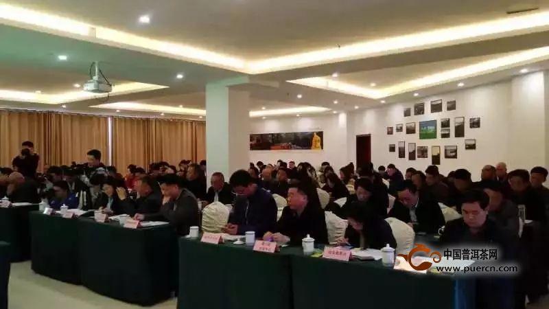 《中国黄茶蒙顶山宣言》发布中茶协黄茶专业委会在四川雅安成立