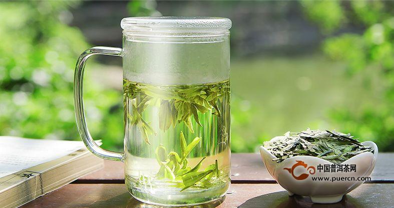 绿茶的功效与作用什么时候喝好图片