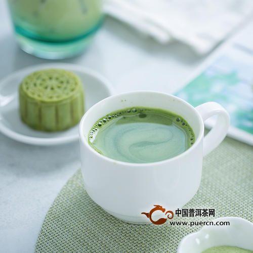 绿茶粉的功效与作用