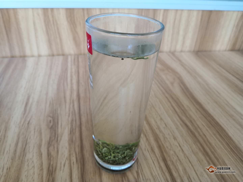 安吉白茶的冲泡视频