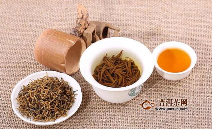 宜红工夫茶的保健功效