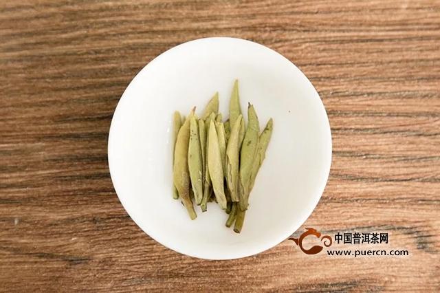 2019中茶蝴蝶高端白茶银针系列~耀眼上市