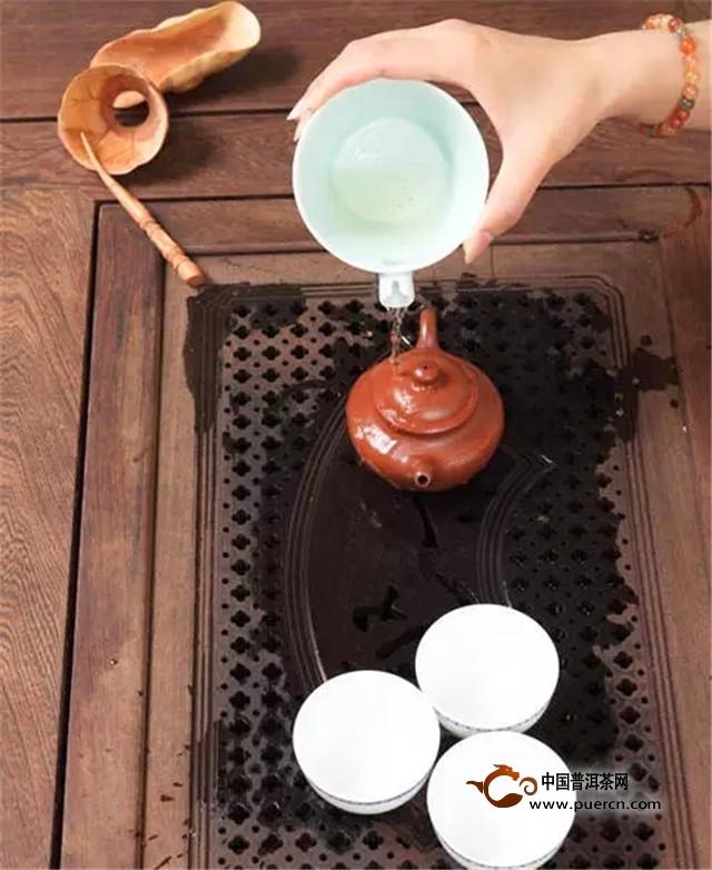 茶道全流程——国粹