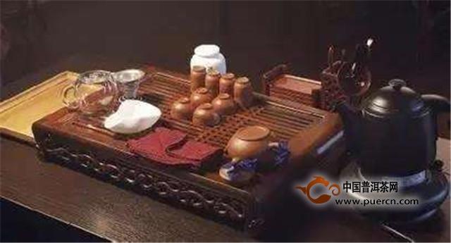 茶道有24品,喝茶有18种境界!