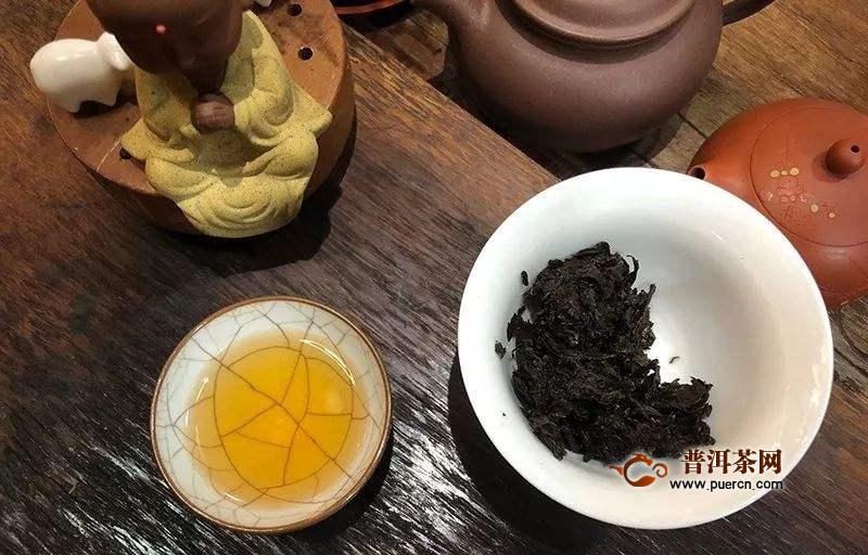 四川边茶的选购技巧