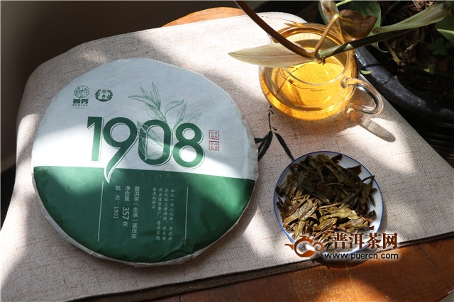 普秀经典1908:品尽自然原生,品悦生活静美