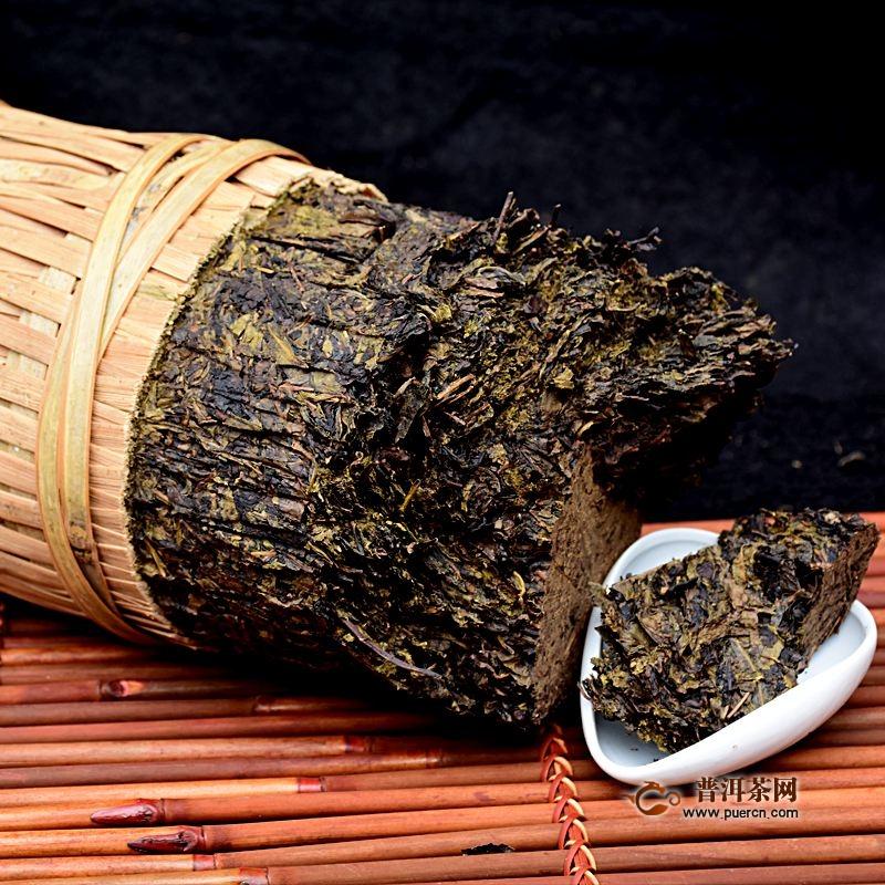 安化黑茶百两茶