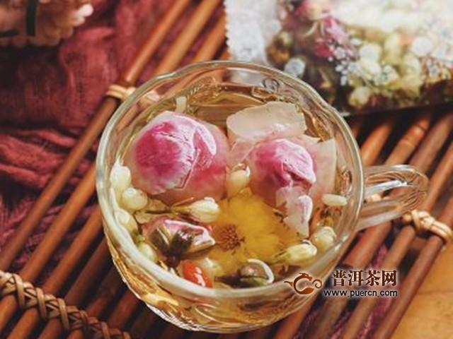 牡丹花和什么泡水喝好