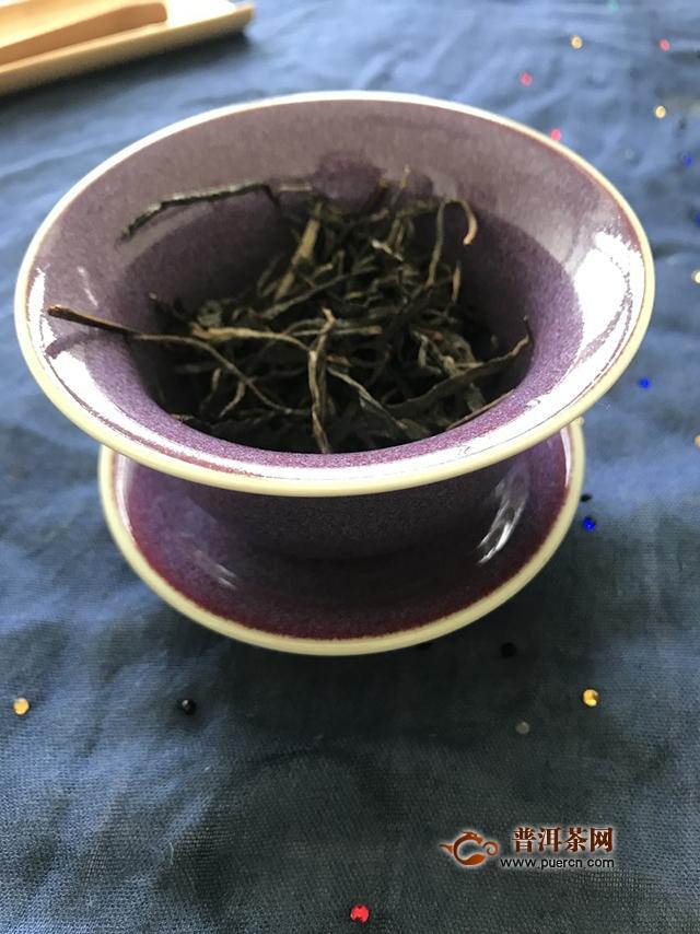 德丰昌之木兰遗种生茶评测报告