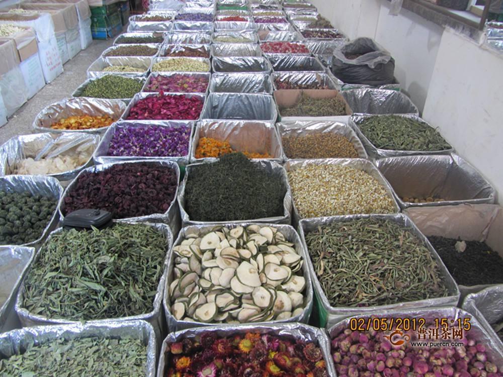 2019年花茶行业市场前景研究报告