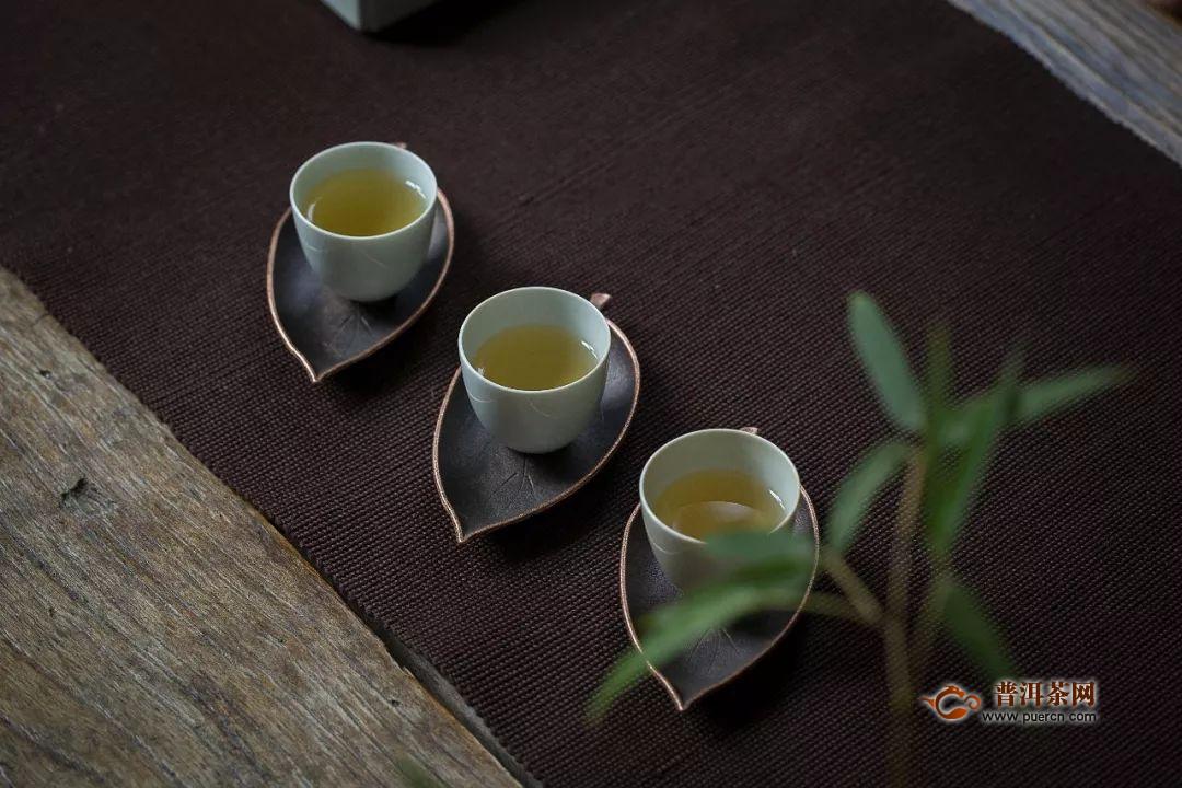 喝文君绿茶的最佳时间