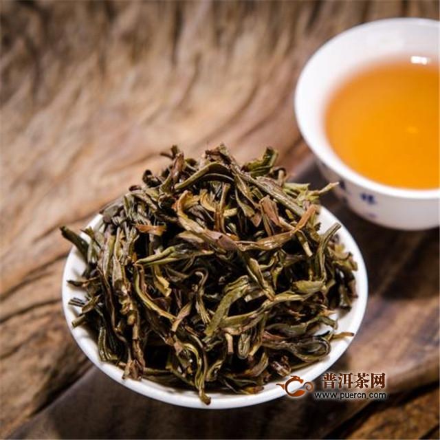 乌龙茶之蜜兰香凤凰单丛