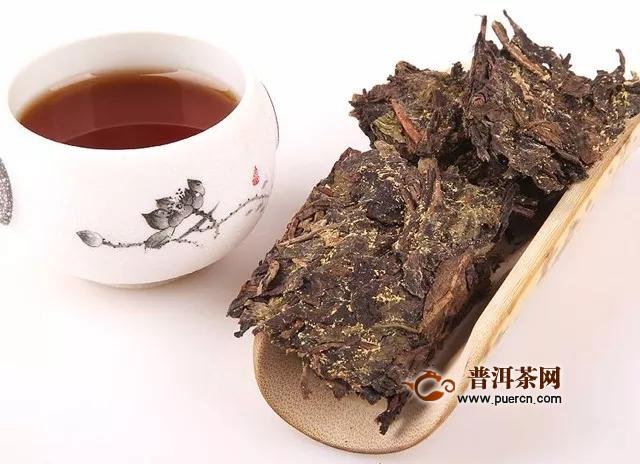 【百富茶业】茯茶,金花的轮回!