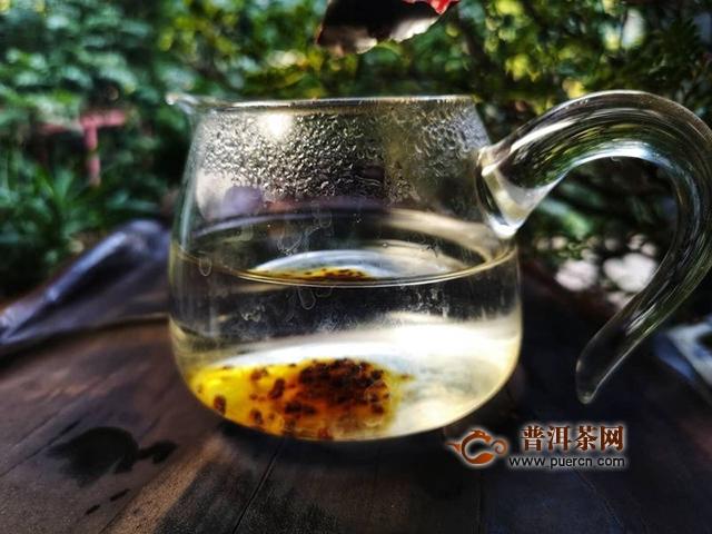 凝霜殄异类,卓然见高枝|试饮2016年蒙顿茶膏班章贺岁生茶