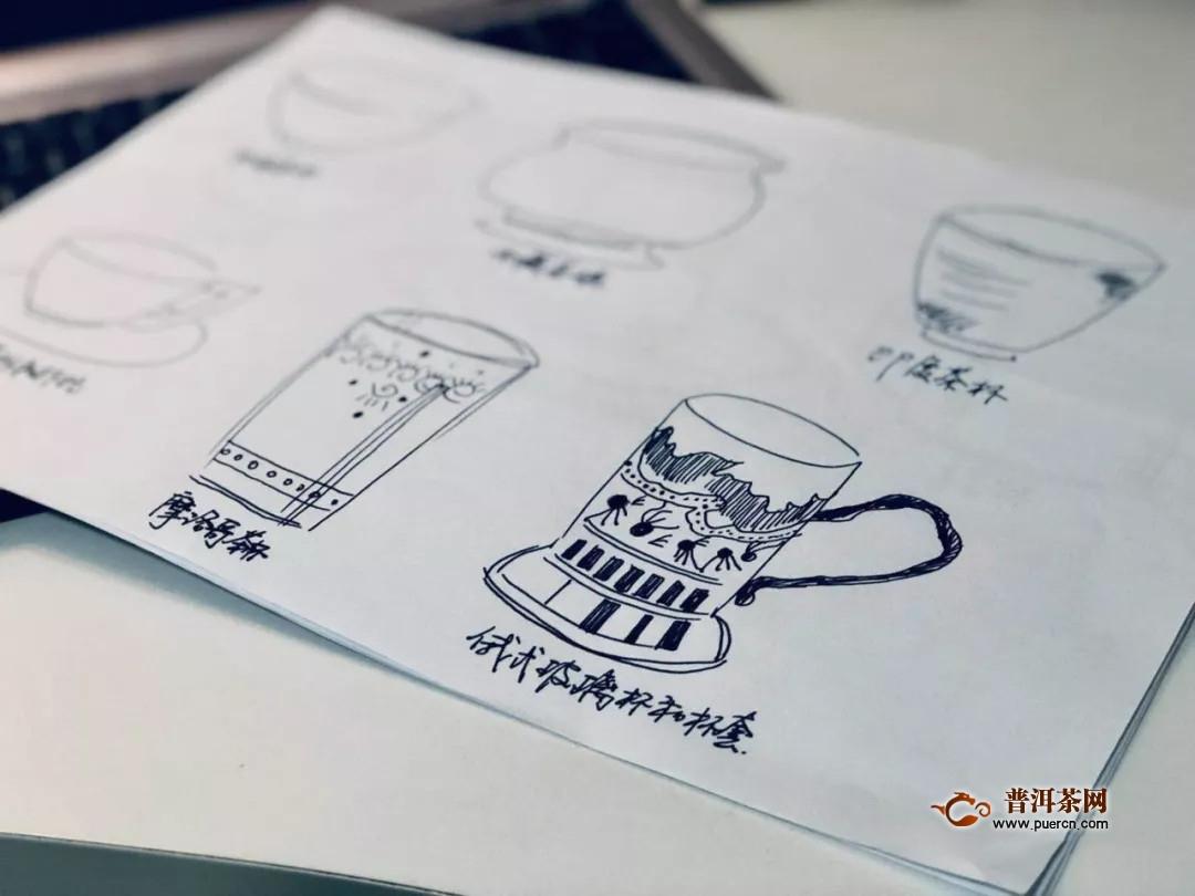 用9张图告诉你,世界各地茶杯的样子