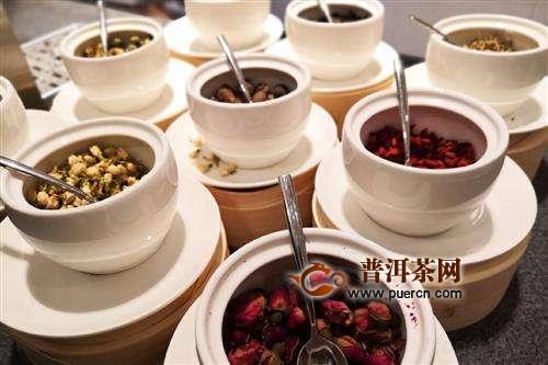 花茶市场年销量可观 微波烘干机助力打造好茶品
