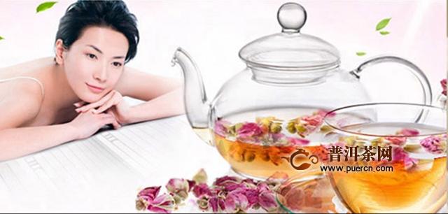 玫瑰花茶的泡法 教你八种玫瑰花茶泡法