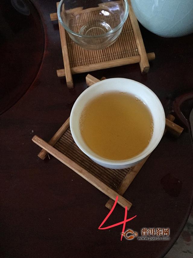 2016年下关沱茶苍洱沱(盒装)生茶试用报告