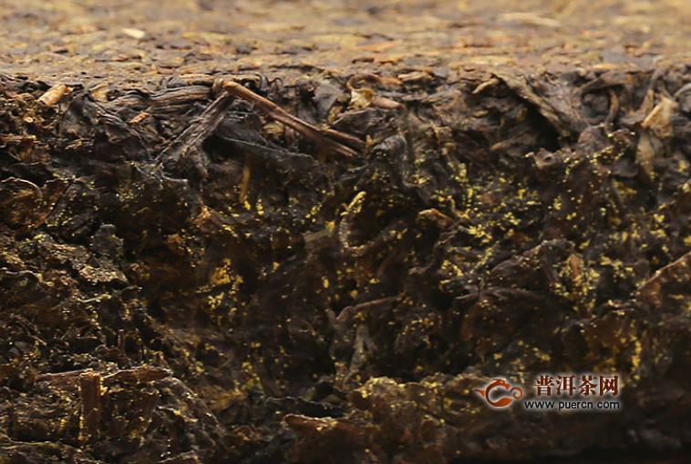 安化黑茶有黄曲霉素吗?怎么辨别真假金花