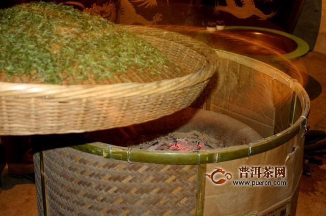 小岘春茶加工工艺流程