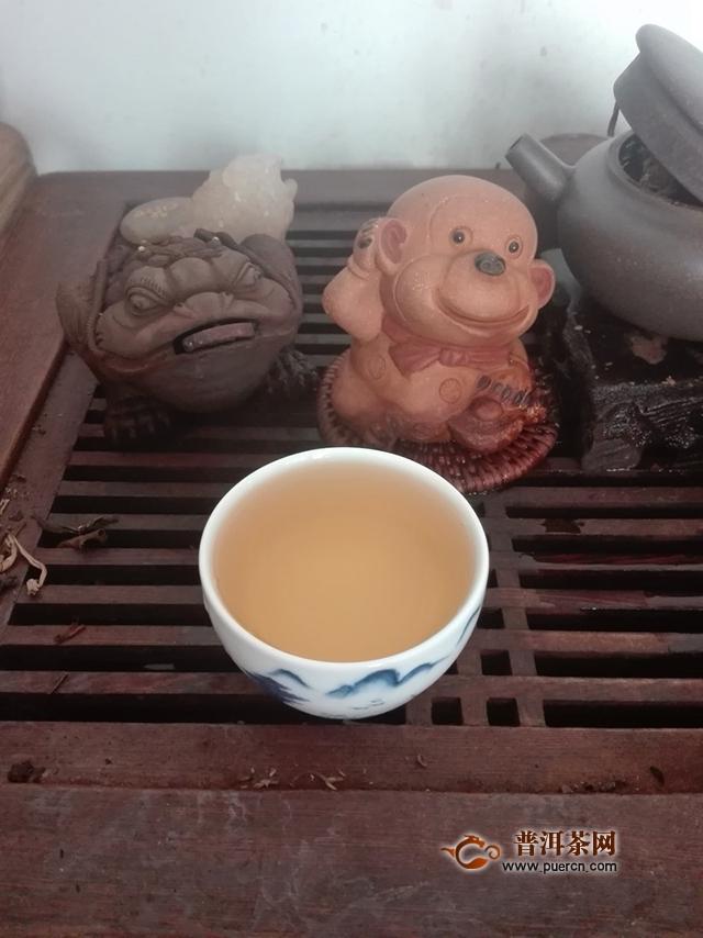2017年下关沱茶传承FTT53-17生茶试用评测报告