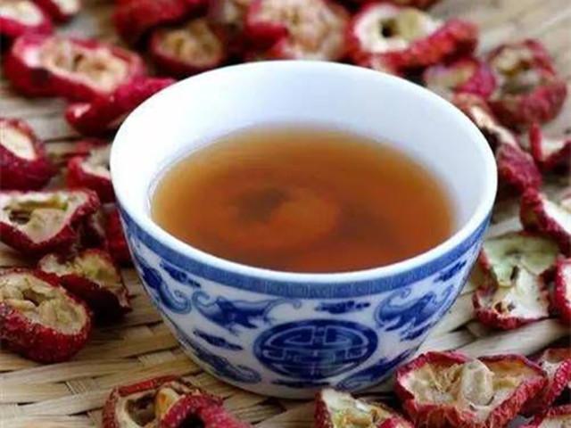 喝山楂茶有什么好处
