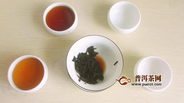 纯净好熟茶|2017年云源号 布朗贡饼