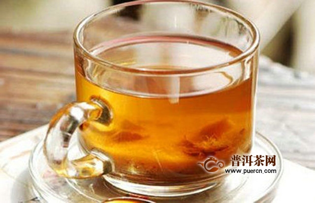 荷叶山楂茶功效